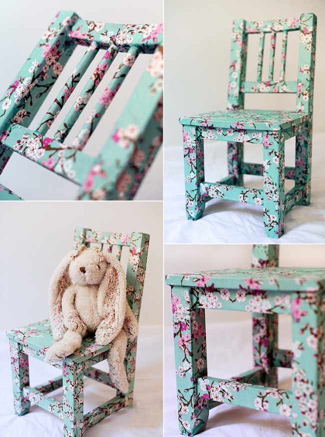 Furniture Decoupage16