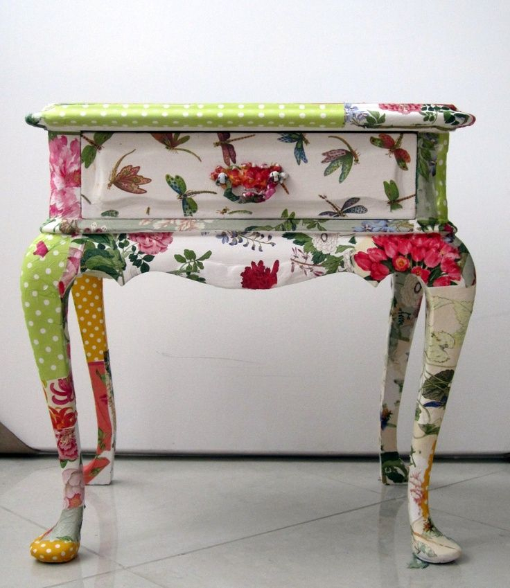 Furniture Decoupage24