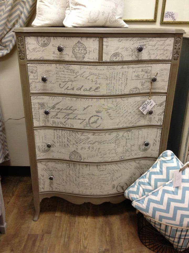 Furniture Decoupage 30 Ideas And Master Classes To