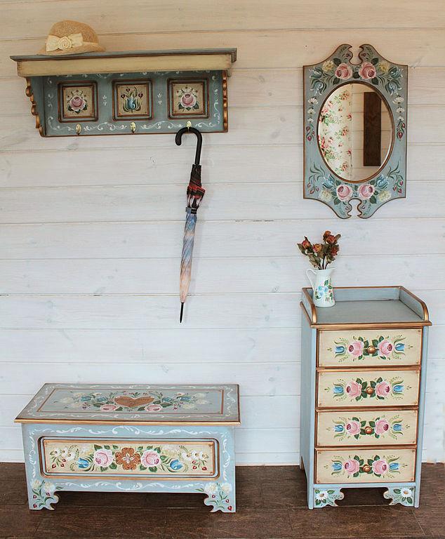 Furniture Decoupage29