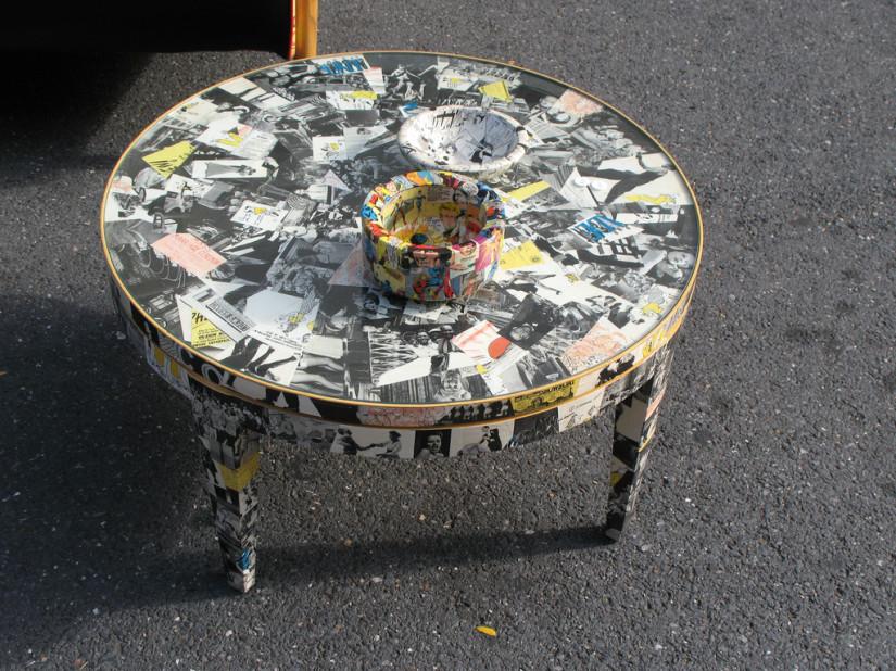 Furniture Decoupage32