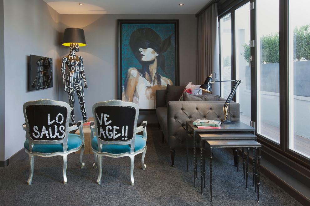 Furniture Decoupage33
