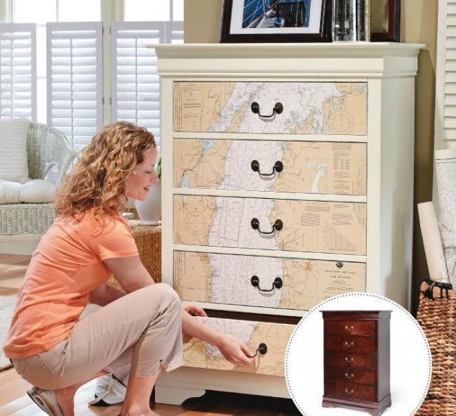 Furniture Decoupage6