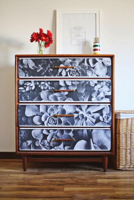 Furniture Decoupage7