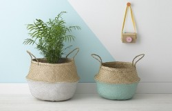 Summer Baskets decoration ideas1