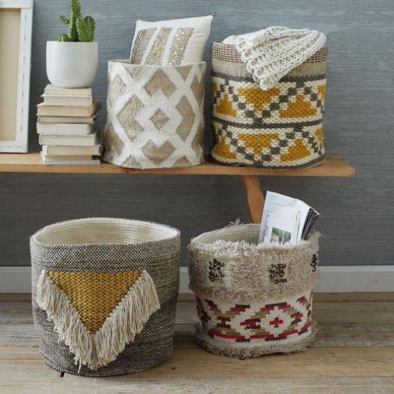 Summer Baskets decoration ideas2