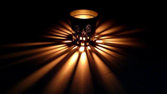 diy lanterns from metal cans6
