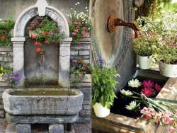 fairy stone fountains