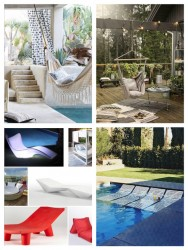 outdoor relax decorations ideas