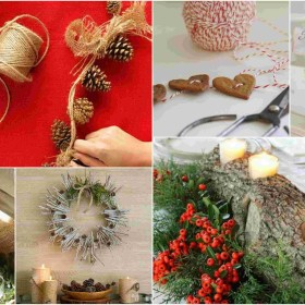 62-christmas-decoration-ideas-with-natural-materials