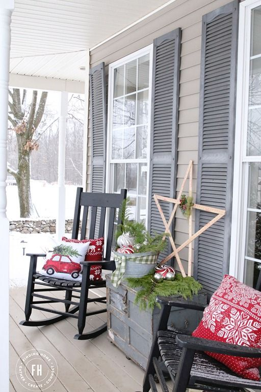 country-christmas-decoration-ideas36