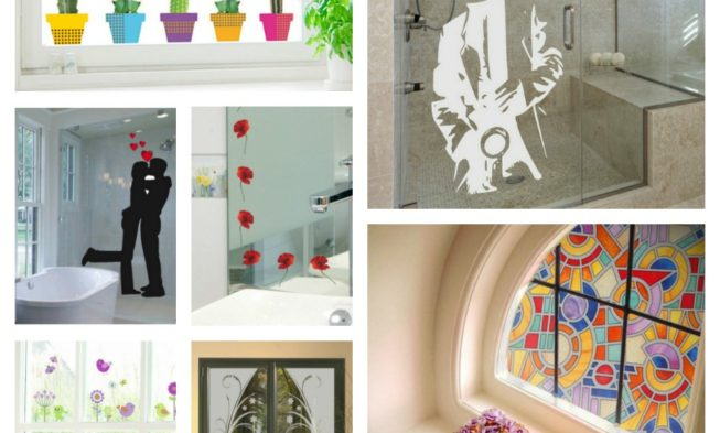 Window Stickers To Decorate And Preserve Your Privacy My Desired - Window stickers for home privacy