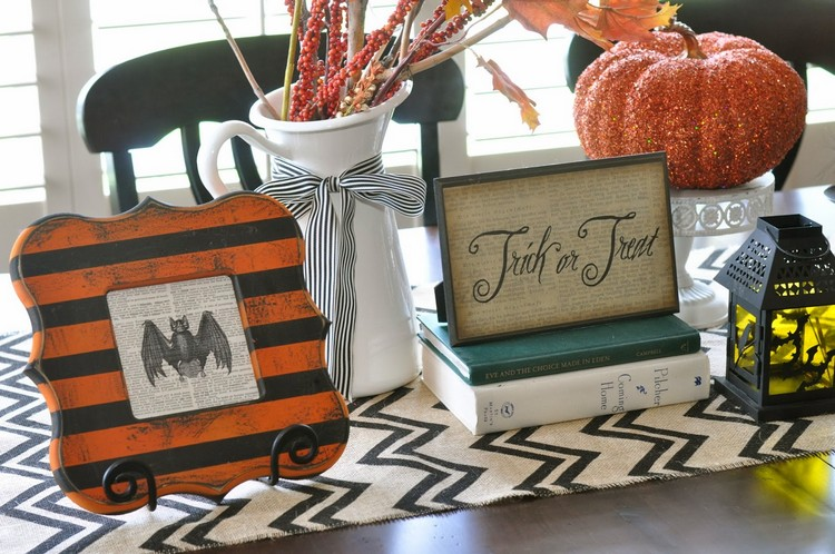 Burlap Table Runner ideas (8)