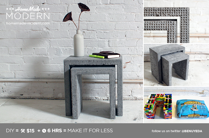 DIY decorative ideas with cement (1)