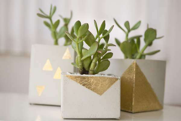 DIY decorative ideas with cement (11)