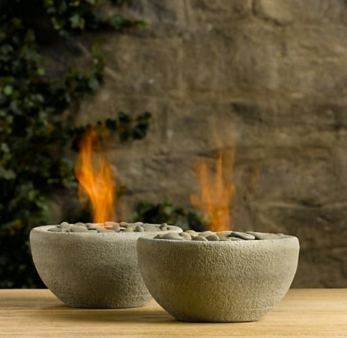 DIY decorative ideas with cement (15)