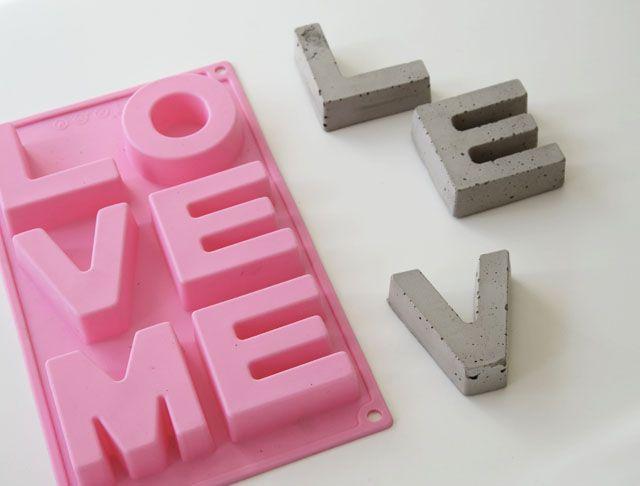 DIY decorative ideas with cement (17)
