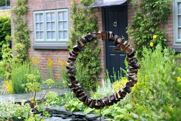 Modern sculpture for garden (10)