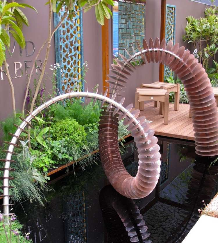Modern sculpture for garden (11)