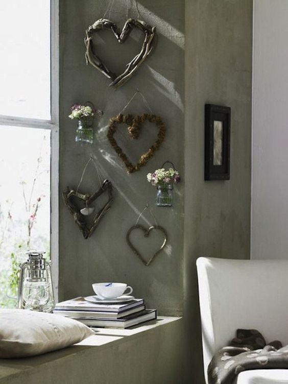 Romantic decoration for Valentine's Day (2)