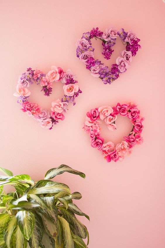 Romantic decoration for Valentine's Day (5)