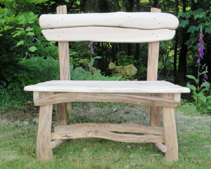 Rustic garden furniture20