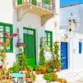 colorful Greek island Amorgos1