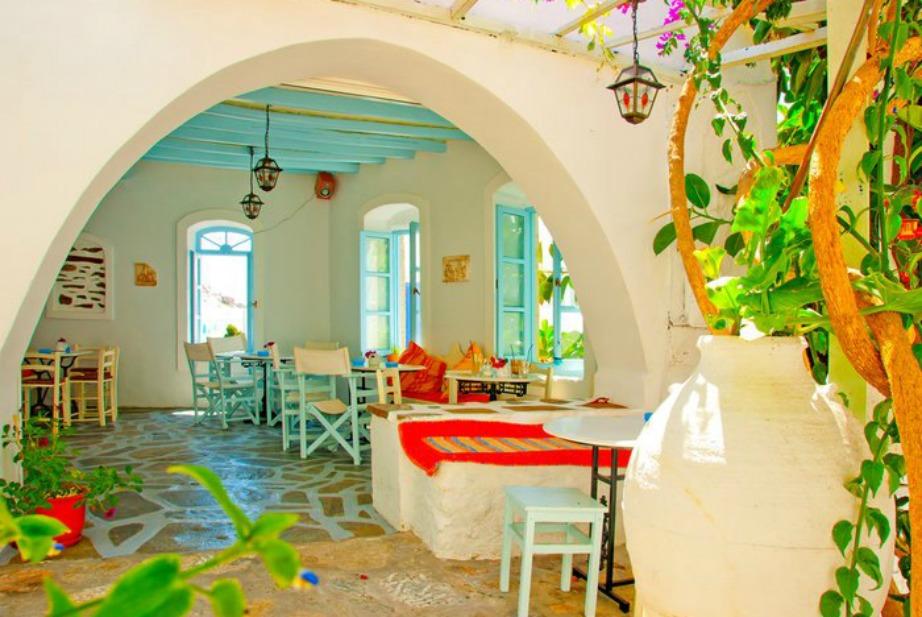 colorful Greek island Amorgos10