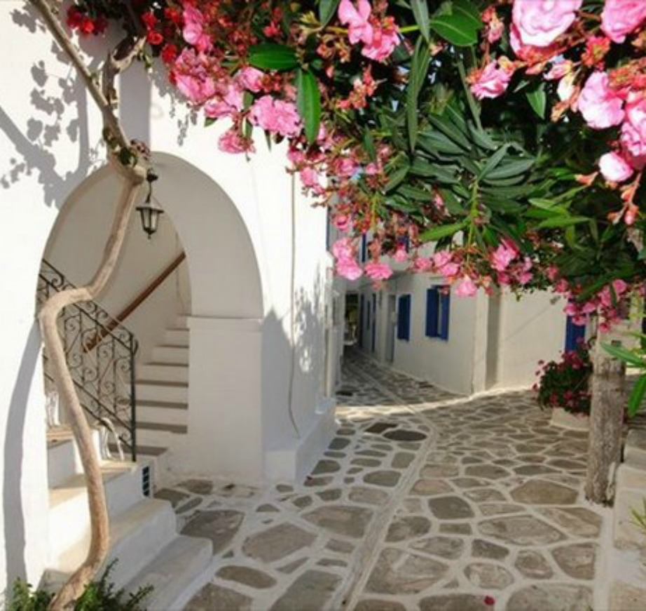 colorful Greek island Amorgos14