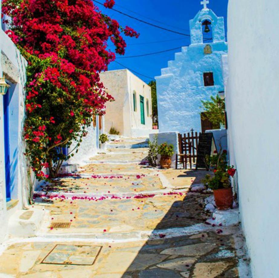 colorful Greek island Amorgos5