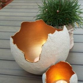 diy decorations with cement (4)