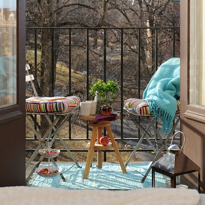 small balcony ideas15