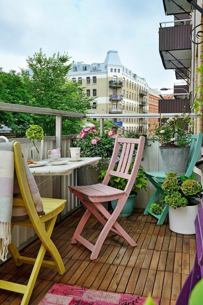 small balcony ideas17