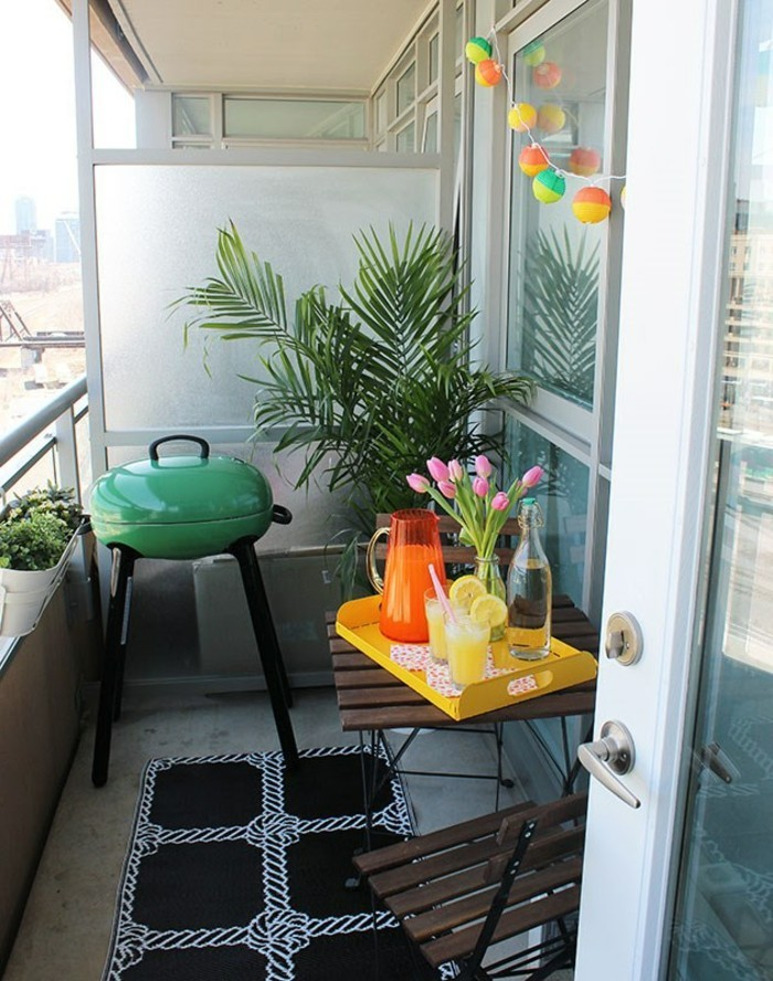 small balcony ideas55