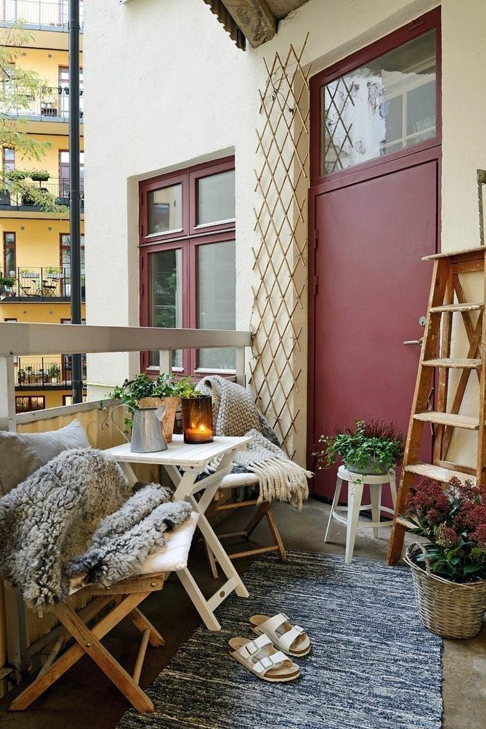 small balcony ideas7