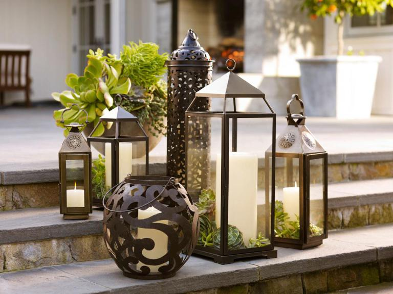 Decorating with lanterns1