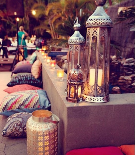 Decorating with lanterns5