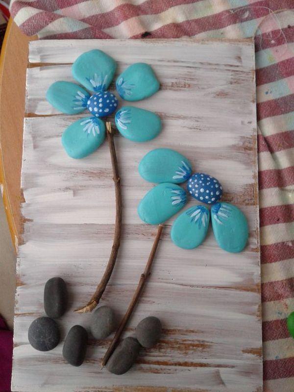 Decorative stones art1