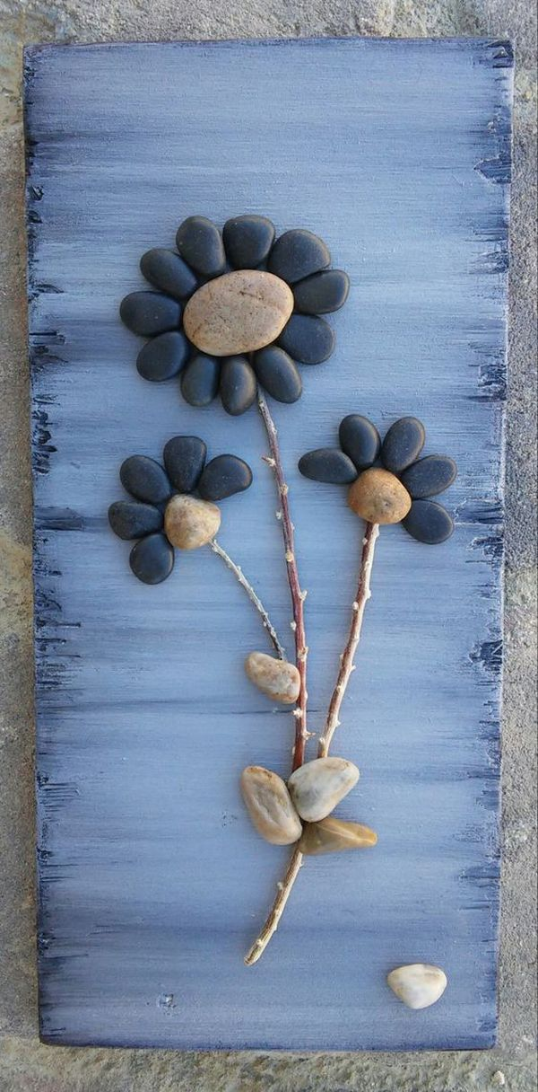 Decorative stones art9