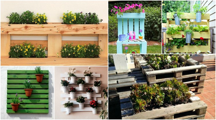 Pallet wooden planter ideas 34 models to do yourself my desired home pallet wooden planter ideas 34 models to do yourself solutioingenieria Images