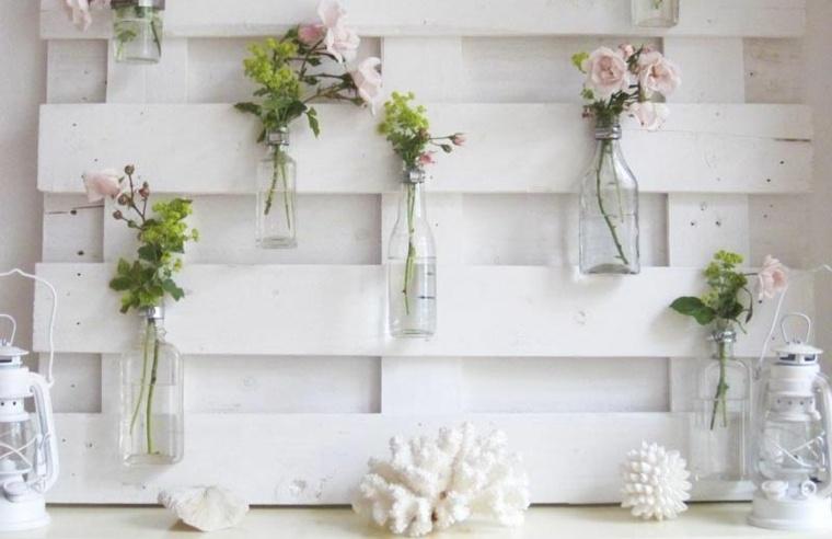 Pallet wooden planter ideas15