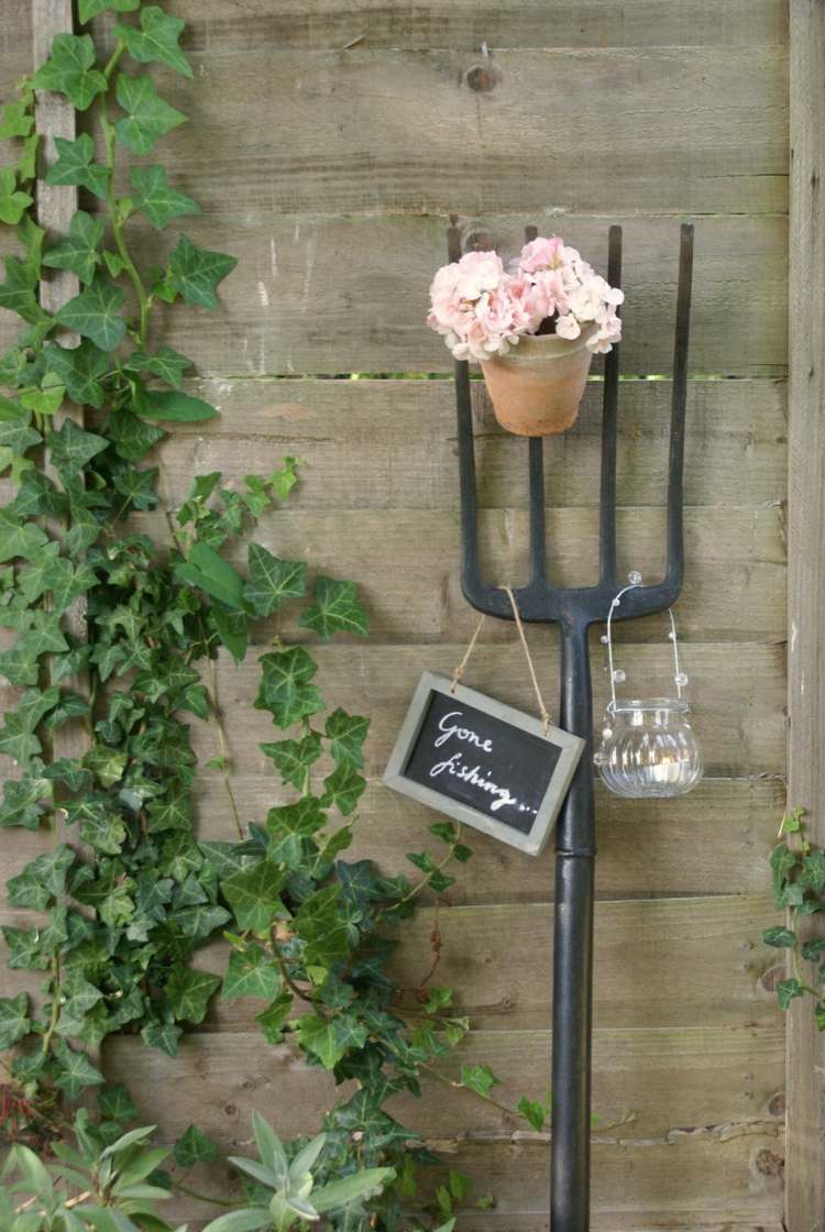 Shabby Chic garden decoration (19)