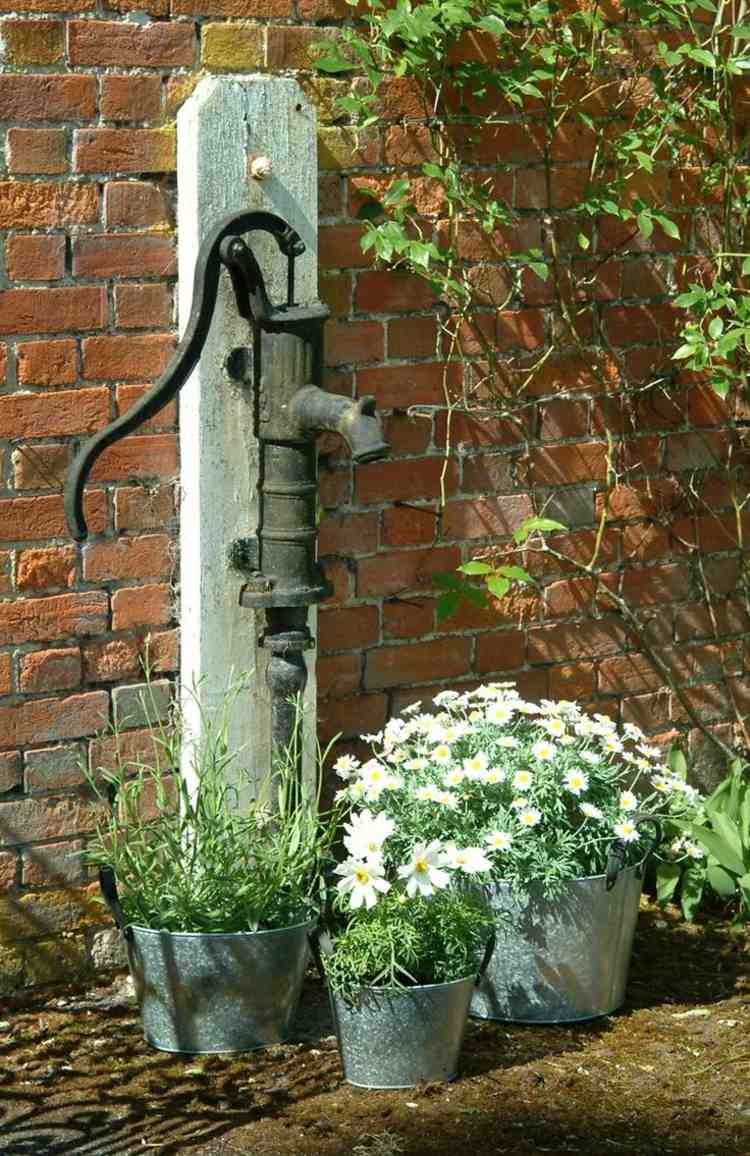 Shabby Chic garden decoration (20)