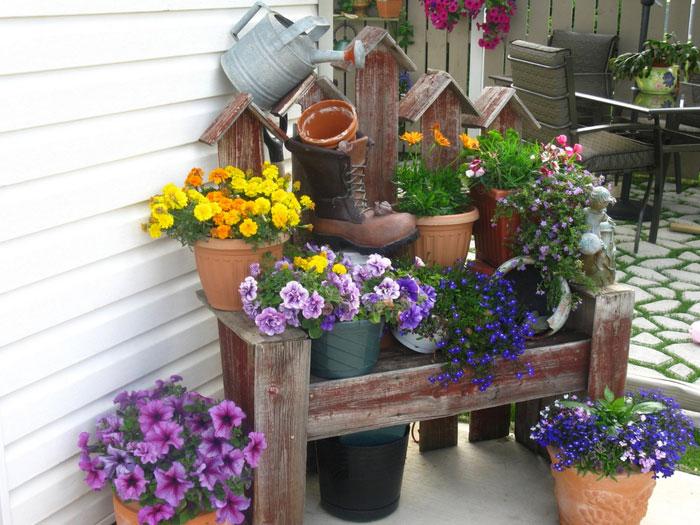 ideas for garden21