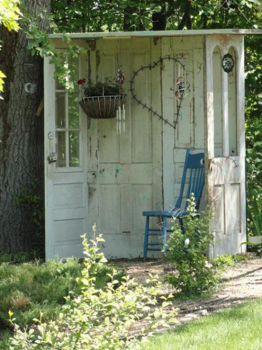 yard Vintage style decoration9