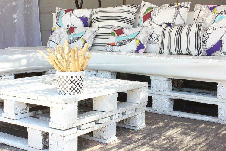Garden Furniture from pallets10