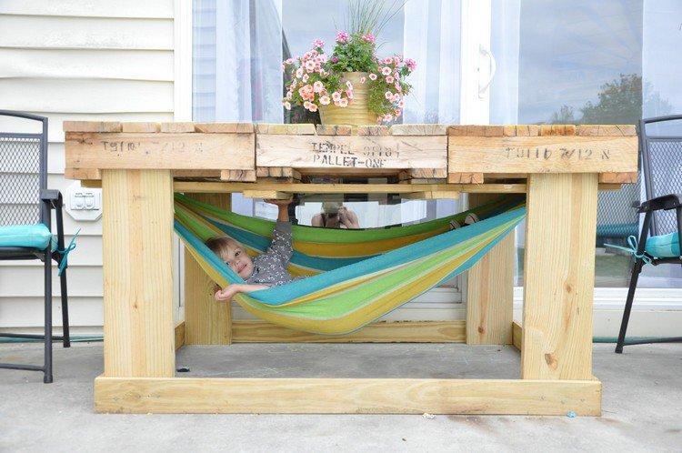 Garden Furniture from pallets12
