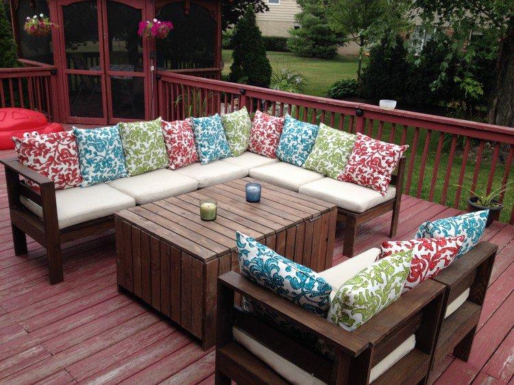 Garden Furniture from pallets16