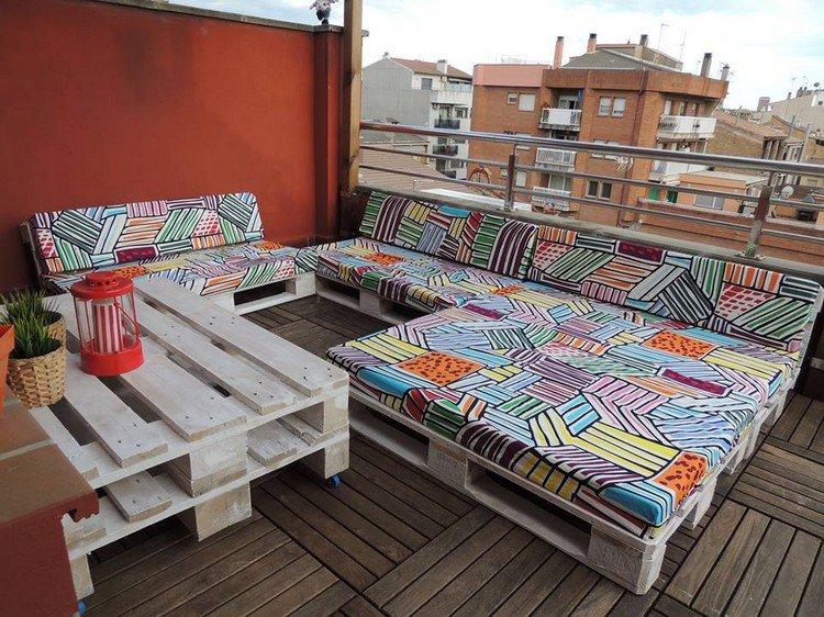 Garden Furniture from pallets18