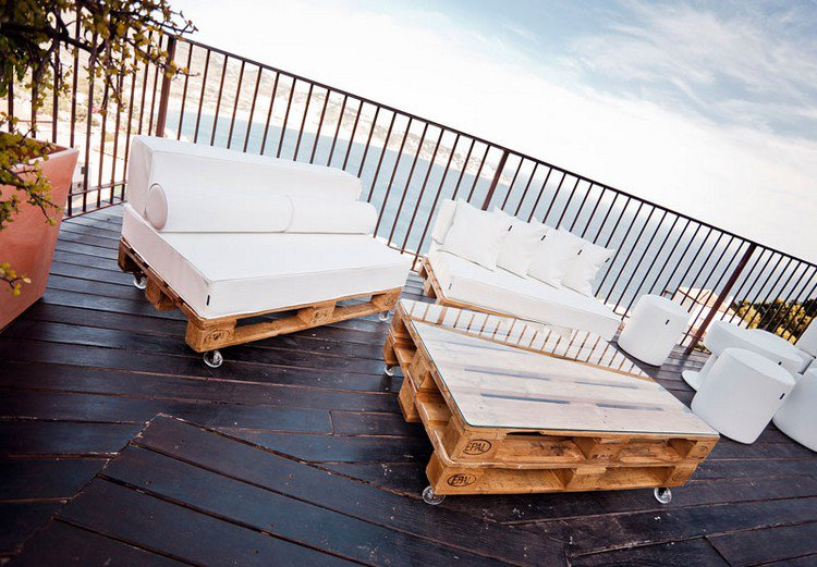 Garden Furniture from pallets21